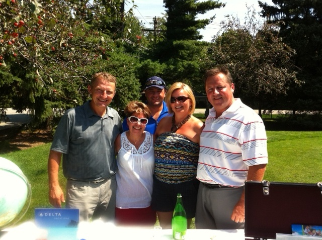 golf travel outing contest